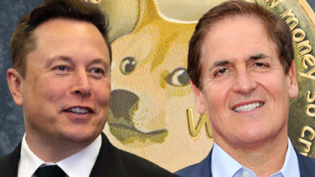 Elon Musk and Mark Cuban See Dogecoin as Strongest Cryptocurrency for Payments