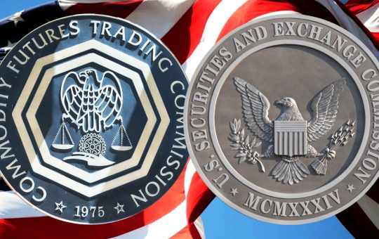 US Lawmakers Ask SEC and CFTC to Set Up Joint Working Group on Crypto Regulation