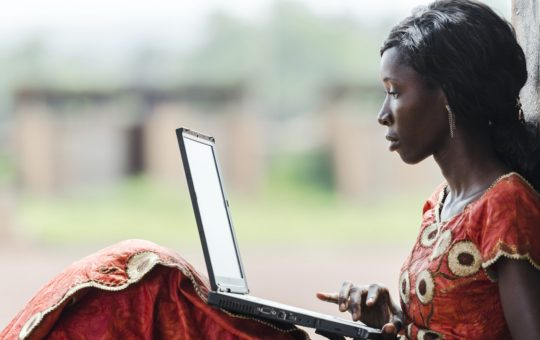 Using a Crypto Loan App to Bring Financial Services to Excluded Groups in Africa